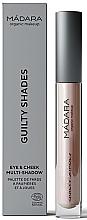 Düfte, Parfümerie und Kosmetik Multi-Farbschatten für Augenlidern, Wangen und Lippen - Madara Cosmetics Guilty Shades Eye & Cheek Multi Shadow