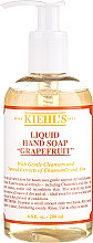"Düfte, Parfümerie und Kosmetik Flüssige Seife ""Grapefruit"" - Kiehl's Liquid Hand Soap Grapefruit"