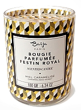 Düfte, Parfümerie und Kosmetik Duftkerze karamellisierter Honig - Baija Festin Royal Scented Candle