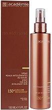 Düfte, Parfümerie und Kosmetik Sonnenschutzspray für empfindliche Haut SPF 50+ - Academie Bronzecran Body Spray