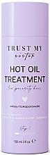 Düfte, Parfümerie und Kosmetik Haaröl mit Sheabutter, Kakaobutter und Baobaböl - Trust My Sister Low Porosity Hair Hot Oil Treatment