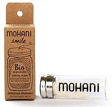 Düfte, Parfümerie und Kosmetik Zahnseide mit Minze biologisch abbaubar - Mohani Smile Dental Floss