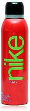 Düfte, Parfümerie und Kosmetik Nike Red Man Nike - Parfum Deodorant Spray