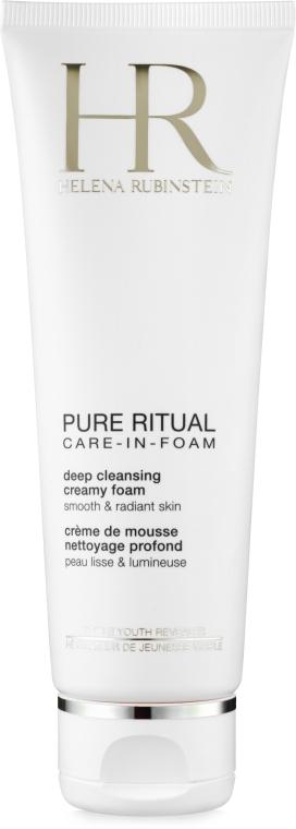 Cremiger Schaum zur Tiefreinigung - Helena Rubinstein Pure Ritual Deep Cleansing Creamy Foam — Bild N2