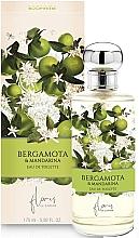 Düfte, Parfümerie und Kosmetik Saphir Parfums Flowers de Saphir Bergamota & Mandaryna - Eau de Parfum
