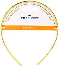 Düfte, Parfümerie und Kosmetik Haarreif 27901 gelb - Top Choice
