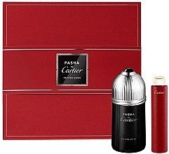 Düfte, Parfümerie und Kosmetik Cartier Pasha de Cartier Edition Noire - Duftset (Eau de Toilette 100ml + Eau de Toilette 15ml)