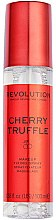 Düfte, Parfümerie und Kosmetik Make-up Fixierspray Cherry Truffle - Makeup Revolution Precious Stone Cherry Truffle Makeup Fixing Spray