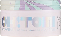 Düfte, Parfümerie und Kosmetik Duschmousse mit Gartenerdbeere - Oh!Tomi Dreams Strawberry Shower Mousse