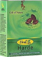 Düfte, Parfümerie und Kosmetik Reinigungspuder für Gesicht mit Chebulischer Myrobalane - Hesh Harde Powder