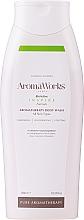 Düfte, Parfümerie und Kosmetik Energetisierendes Duschgel mit schwarzem Pfeffer, Limette und Bergamotte - AromaWorks Inspire Body Wash