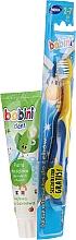 Düfte, Parfümerie und Kosmetik Mundpflegeset für Kinder - Bobini (Zahnbürste weich 2-7 Jahre + Zahnpasta 75ml)