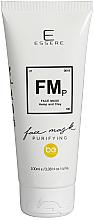 Düfte, Parfümerie und Kosmetik Reinigende Gesichtsmaske mit Artischocke und Mariendistel - Essere FMp Hemp & Clay Purifying Face Mask