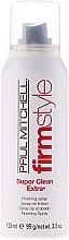 """Düfte, Parfümerie und Kosmetik Haarlack """"Starker Halt"""" - Paul Mitchell Firm Style Super Clean Extra"""