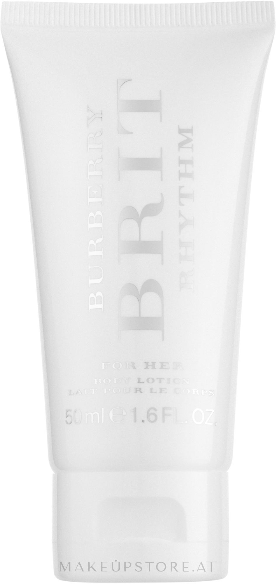 Burberry Brit Rhythm for Women - Körperlotion — Bild 50 ml