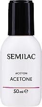 Düfte, Parfümerie und Kosmetik Nagellackentferner - Semilac Acetone
