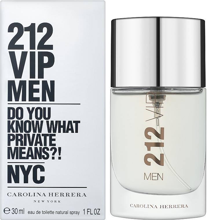Carolina Herrera 212 VIP Men - Eau de Toilette