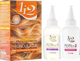 Düfte, Parfümerie und Kosmetik Dauerwell-Lotion mit Honig und Keratin - Celia
