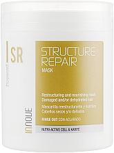 Düfte, Parfümerie und Kosmetik Modellierende und nährende Haarmaske - Kosswell Professional Innove Structure Repair Mask
