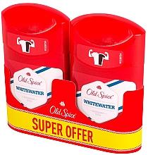 Düfte, Parfümerie und Kosmetik Deostick 2x50 ml - Old Spice Captain Deodorant Stick