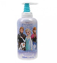 "Düfte, Parfümerie und Kosmetik Duschgel ""Jasmin & Vanille"" - The Beauty Care Company Disney Frozen Bath & Shower Gel"