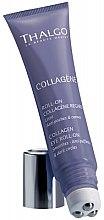 Düfte, Parfümerie und Kosmetik Augen Roll-on mit Kollagen - Thalgo Collagen Eye Roll-On