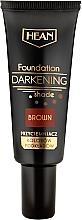 Düfte, Parfümerie und Kosmetik Transformer-Tropfen zur Individualisierung von flüssigem Make-up - Hean Darkening Shade