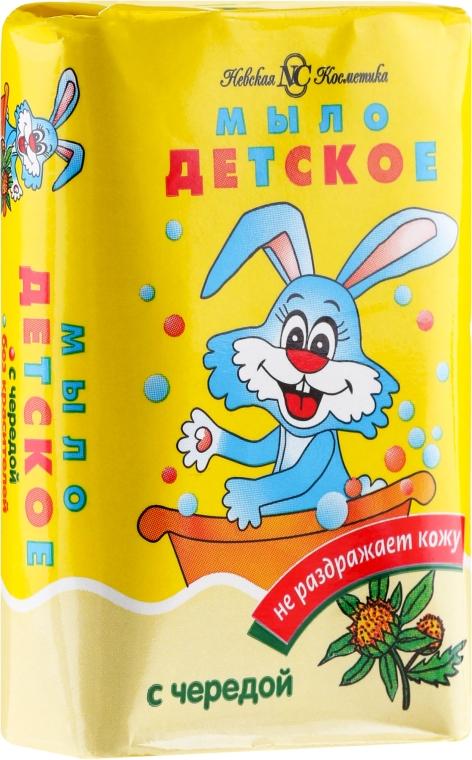 Seife für Kinder mit Zweizahnextrakt - Neva Kosmetik