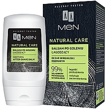 Düfte, Parfümerie und Kosmetik Beruhigender After Shave Balsam - AA Men Natural Care Soothing After-Shave Balm