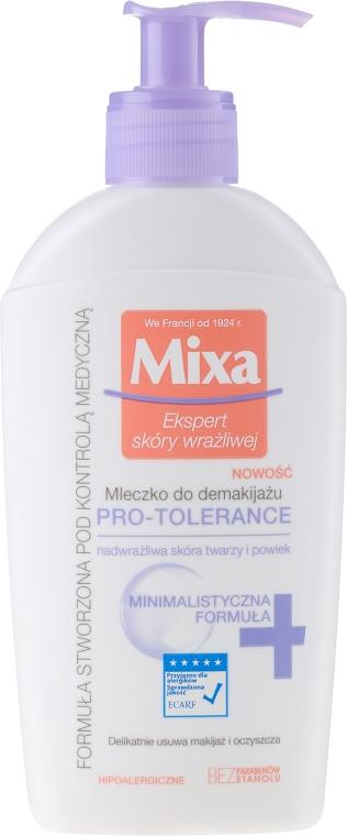 Gesichtsreinigungsmilch - Mixa Pro-Tolerance Cleansing Milk