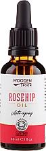 Düfte, Parfümerie und Kosmetik Kaltgepresstes Hagebuttenöl - Wooden Spoon Rosehip Oil