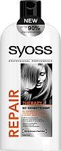 Düfte, Parfümerie und Kosmetik Haarspülung für trockenes und strapaziertes Haar - Syoss Repair Therapy