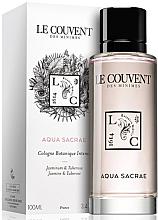 Düfte, Parfümerie und Kosmetik Le Couvent des Minimes Aqua Sacrae - Eau de Cologne