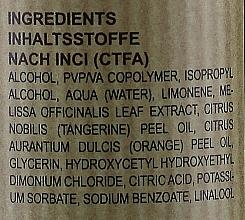 Haarstylingspray mit Mandarine und Melisse Natürlicher Halt - Styx Naturcosmetic Haar Spray Mandarine Melisse — Bild N3