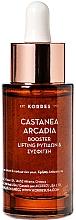 Düfte, Parfümerie und Kosmetik Anti-Falten Gesichtsbooster mit Lifting-Effekt - Korres Castanea Arcadia Aufpolsternder Anti-Falten Booster