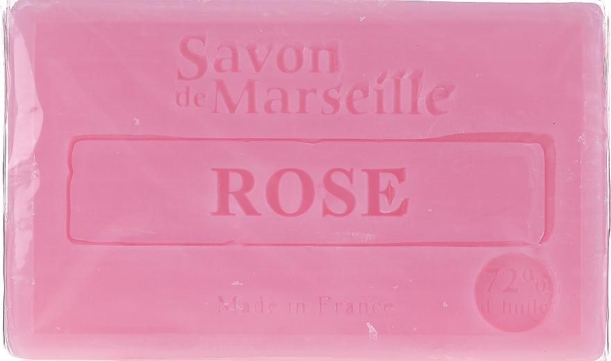 Naturseife mit Rose - Le Chatelard 1802 Soap Rose