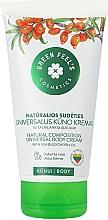 Düfte, Parfümerie und Kosmetik Universelle Körpercreme mit natürlichem Sanddornöl - Green Feel's Body Cream With Natural Sea Buckthorn Oil