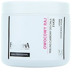 Anti-Cellulite Zuckerpeeling für den Körper - Farmona Professional Owocowy Raj — Bild N2