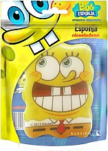 Düfte, Parfümerie und Kosmetik Kinder-Badeschwamm SpongeBob 7 - Suavipiel Sponge Bob Bath Sponge