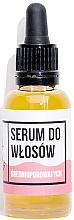 Düfte, Parfümerie und Kosmetik Pflegendes Serum für Haare mit mittlerer Porosität - Cztery Szpaki