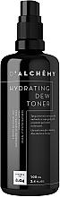 Düfte, Parfümerie und Kosmetik Erfrischendes Tonikum auf Basis von Meeresalgen-Extrakten - D'Alchemy Hydrating Dew Toner