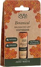 Düfte, Parfümerie und Kosmetik Lippenbalsam mit Kokosnussöl und Propolis - Laura Conti Botanical Lip Balm