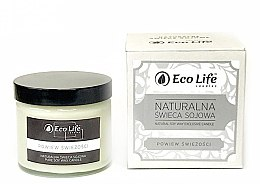 Düfte, Parfümerie und Kosmetik Soja-Duftkerze Breath of Fresh Air - Eco Life Soy Wax Candles