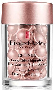 Anti-Aging Nachtserum mit Retinol in Kapselform - Elizabeth Arden Retinol Ceramide Capsules Night Serum