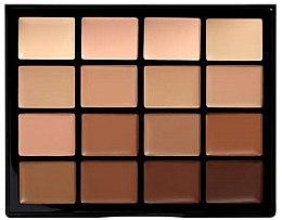Düfte, Parfümerie und Kosmetik Foundation-Palette - NYX Professional Makeup Pro Foundation Palette