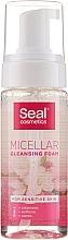 Düfte, Parfümerie und Kosmetik Mizellenschaum für empfindliche Haut - Seal Cosmetics Micellar Cleansing Foam