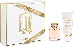 Düfte, Parfümerie und Kosmetik Boucheron Quatre Boucheron Pour Femme - Duftset (Eau de Parfum 50ml + Körperlotion 100ml)