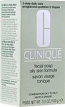Düfte, Parfümerie und Kosmetik Seife für fettige Haut - Clinique Oily Skin Facial Soap