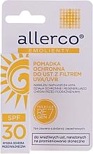 Düfte, Parfümerie und Kosmetik Sonnenschützender Lippenbalsam SPF 30 - Allerco Emolienty Molecule Regen7 Lip Balm SPF30