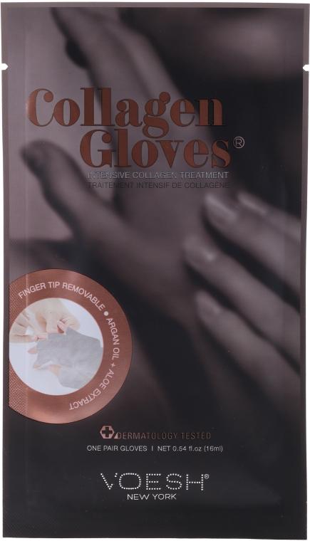 Handschuhmaske mit Kollagen, Arganöl und Sheabutter - Voesh Collagen Gloves